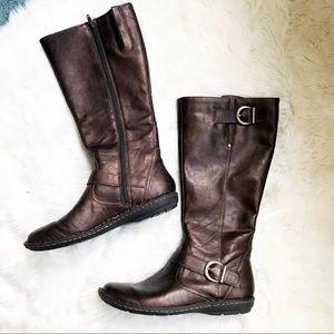 Born BOC | Bernice brown riding boots